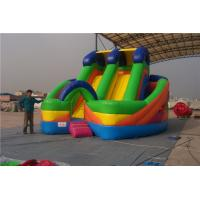 Buy cheap Commercial Inflatable Water Slides For Toddlers Screen Print  / Hand Painting from wholesalers