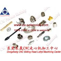 Buy cheap CNC Slitting auto Lathe(Sliding Head Lathe) Machining︱ODM︱OEM︱Precision Hardware Parts from wholesalers