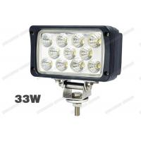 Buy cheap IP67 33W 6 Inch LED Truck Work Lights Easy Replace For 4WD / Off Road from wholesalers