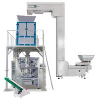 Buy cheap Packing filling machine Dry tea leaf/Cookies/fungus packing machine from wholesalers
