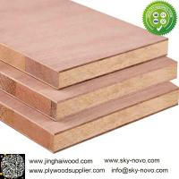 Buy cheap Sapele,Red oak/veneer faced Blockboard from wholesalers