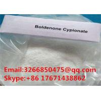 Buy cheap Hot Sell White Crystalline Powder Boldenone Cypionate For Anti - Aging / Strengthen from wholesalers
