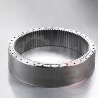 Buy cheap Wind Power Inner Ring Gear Forging Carburizing High Precision Gear product
