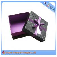 Buy cheap OEM designs christmas gift packaing box manufacturers from wholesalers