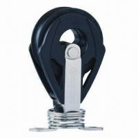 Buy cheap 40mm Stand-up Fixed Ball Bearing Block with Toughened Glass Fiber Reinforced Nylon Composite from wholesalers