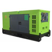 Buy cheap Water Cooled Home Use 25KVA Silent Generator Set With Compact Design Single Phase or Three Phase from wholesalers