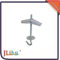 Buy cheap Zinc Plated Flat Head Bolts Gypsum Board Anchor 980Mpa Capacity Free Sample from wholesalers