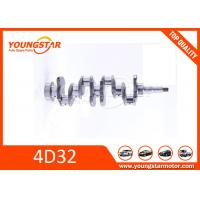 Buy cheap Forging Engine Crankshaft For Mitsubishi 4D32 Engine Crank Shaft OE MD187921 from wholesalers