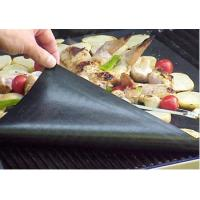 Buy cheap No-Stick Baking Mat & Cookie Sheet - Teflon BBQ Grill Sheet/Mat from wholesalers