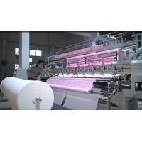 Buy cheap Professional Long Arm Industrial Quilting Machines With Easy Pattern Drawing System from wholesalers