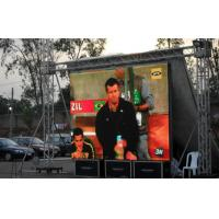 Buy cheap DIP P16 Multi Function 1R1G1B Rental Led Screen for Sporting Stadium from wholesalers