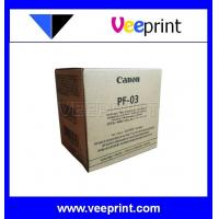 Buy cheap Original Canon PF-03 print head for Canon IPF710,810 printer from wholesalers