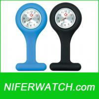 Buy cheap Sillicone Fashion Nurse Watch from wholesalers