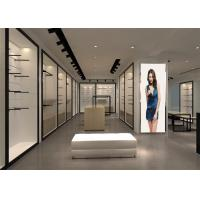 Buy cheap Underwear Retail Clothing Display Rack With Display Tables , Cabinets from wholesalers