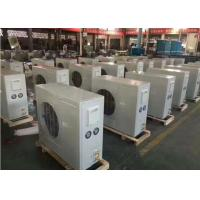 Buy cheap 2HP Copeland Scroll Indoor Air Cooled Condensing Unit / Refrigeration Equipment from wholesalers