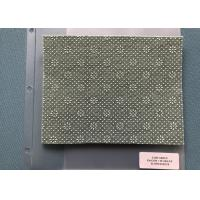 Buy cheap 520 Gsm + 25gsm PP Jade Green Needle Punched Felt Non woven Anti - Bacteria from wholesalers