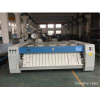 Buy cheap Electric Heating Laundry Flatwork Ironer , Bed Sheets Commercial Roller Ironing Machine product
