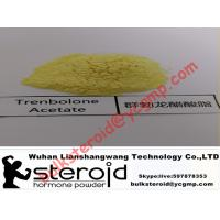 Buy cheap Trenbolone Acetate (Tren A) Finaplix Raw Steroid Powders 99% Yellow Purity from wholesalers
