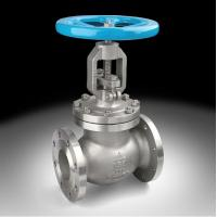 Buy cheap Cast steel flange globe valve from wholesalers