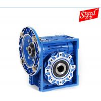 Buy cheap die-cast aluminum alloy worm reducer gearbox,Nmrv Worm Gear Reducer with Two-stage scroll control box from wholesalers