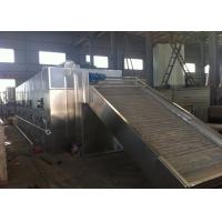Buy cheap 6mm Stainless Steel Apple Chips Dryer Machines Onions Drying Equipment from wholesalers