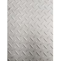 Buy cheap Chequered stainless steel plates, inox plates 304/316L/201/ No.1,. 2B from wholesalers