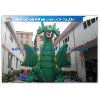 Buy cheap Adverting Inflatable Model , Advertisement Giant Inflatable Dinosaur Model product
