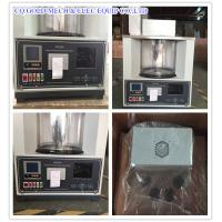 Buy cheap GD-265H AUTO KV D44 Automated Kinematic Viscometer from wholesalers