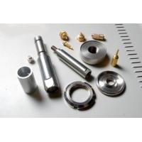 Buy cheap Brass Gear Precision Metal Parts , Brass CNC Turned Parts With ISO Certification from wholesalers