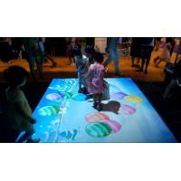 Buy cheap 5500/3200 Lumen Interactive Video Projection , Interactive Projection Games from wholesalers