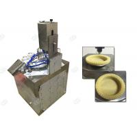 Buy cheap Tart Shell Snack Making Machine , Snacks Manufacturing Plant 304 Stainless Steel Material from wholesalers