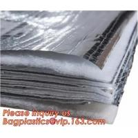 Buy cheap Fire Retardant Thermal Reflective Attic Insulation Aluminum Foil Insulations Roofing Wall from wholesalers