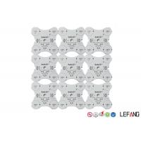 Buy cheap Single Sided LED FR4 PCB Board Aluminum Based 1.6 Mm Thickness OSP Surface from wholesalers