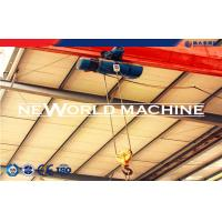 Buy cheap Heavy Lifting Machine Green Electric Wire Rope Hoist 380 V 10t 15m from wholesalers