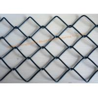 Buy cheap Hot Dipped Galvanised Wire Fencing , High Strength Chain Link Wire Netting Fence from wholesalers