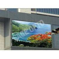 Buy cheap Huge Advertisement P6 Outdoor Advertising LED Display Water Resistance 576mm x 576mm from wholesalers