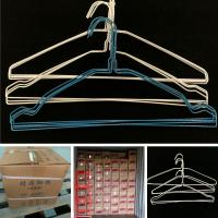 Buy cheap 16inch Powder Coated Wire Hanger 500pcs Per Box With Good Price from wholesalers