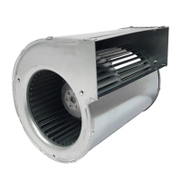 Buy cheap 65W Industrial Air Conditioning Centrifugal Exhaust Duct Fan Sliding Bearing from wholesalers
