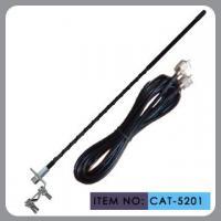 27Mhz Frequence Car CB Antenna 2 / 3 / 4ft Fiberglass Mast 500 Watts