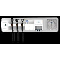 Buy cheap Wall Mounted ENT Diagnostic Set With Ophthalmoscope / Otoscope / Nasal Speculum from wholesalers