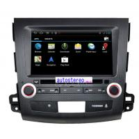 Buy cheap Android 4.0 Japanese Car Stereo for Mitsubishi , Multimedia DVD Player from wholesalers