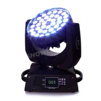 Buy cheap 36x10w LED Moving Head Light 4 In 1 Led Light For Theater TV Studio from wholesalers