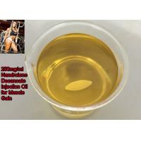 Buy cheap Oil Nandrolone Decanoate Steroid Injection 250mg/ml Deca 250 For Muscle Building from wholesalers