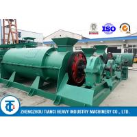 Buy cheap Organic Fertilizer Granulator Machine , Organic Fertilizer Production Line from wholesalers
