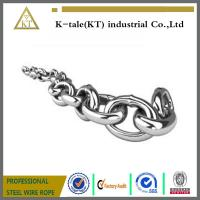 Buy cheap A SHORT LINK CHAIN, stainless steel LINK CHAIN,SS 304 CHAIN from wholesalers