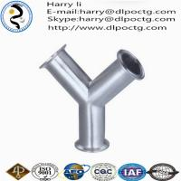 Buy cheap High quantity elbow tee 4-1/2' alloy joint pipe tube pipe fittings tee copper pipe fitting from wholesalers