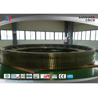 Buy cheap Heavy Load SS Open Die Forgings Large Scale Industrial Big Gear Ring 12000T from wholesalers