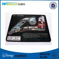 Buy cheap Promotional Personalized Mouse Pad Polyester / Silk / Cloth 700 * 350 * 2MM from wholesalers