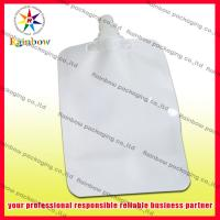 Buy cheap White Reusable Spout Pouch Packaging High Strength For Coffee from wholesalers