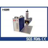Buy cheap Logo And Ring Cnc metal laser engraving machine , laser marking printer from wholesalers